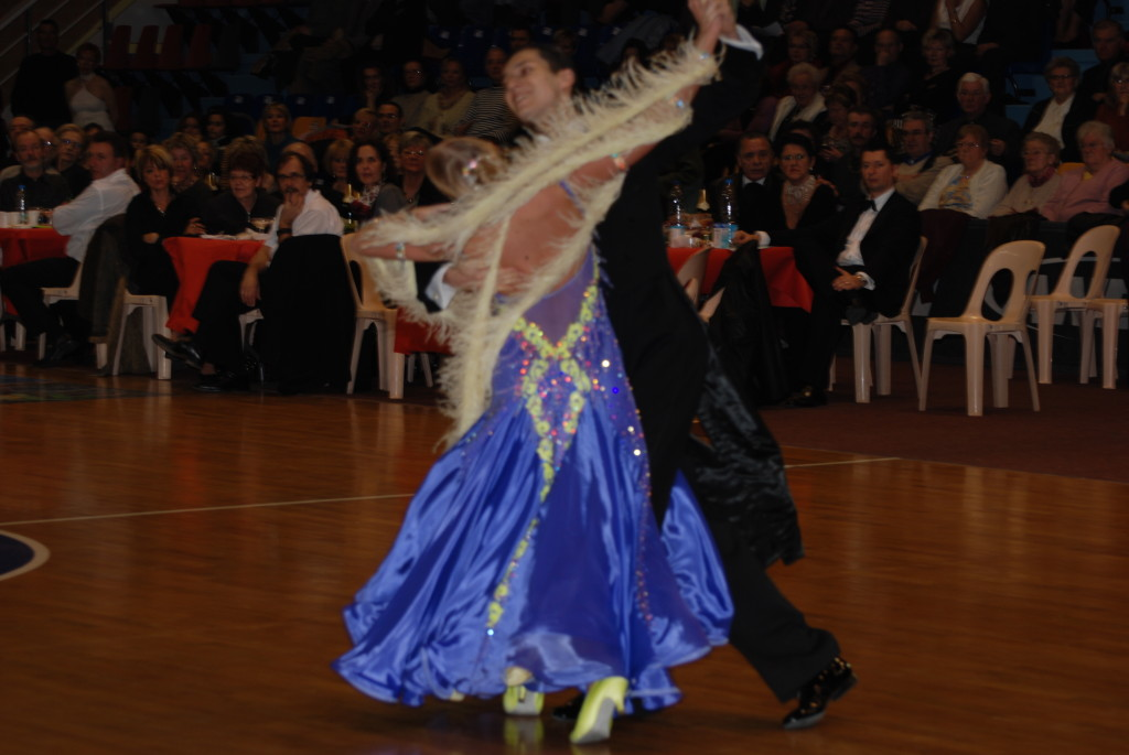 Gala 2008 Valenciennes couple Russe