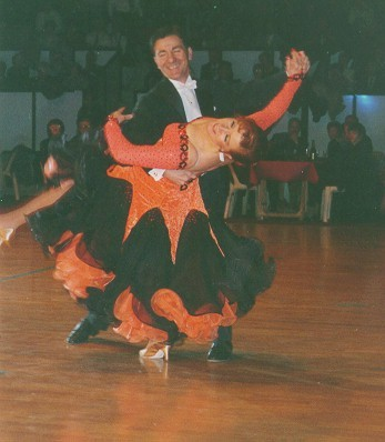 Show Swing Kids Arlette et Jean-Paul