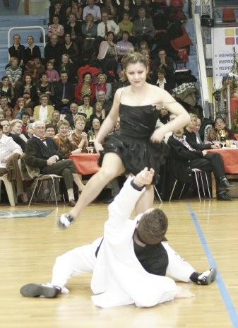 Swing gala 2006 Fulbert Champion du monde