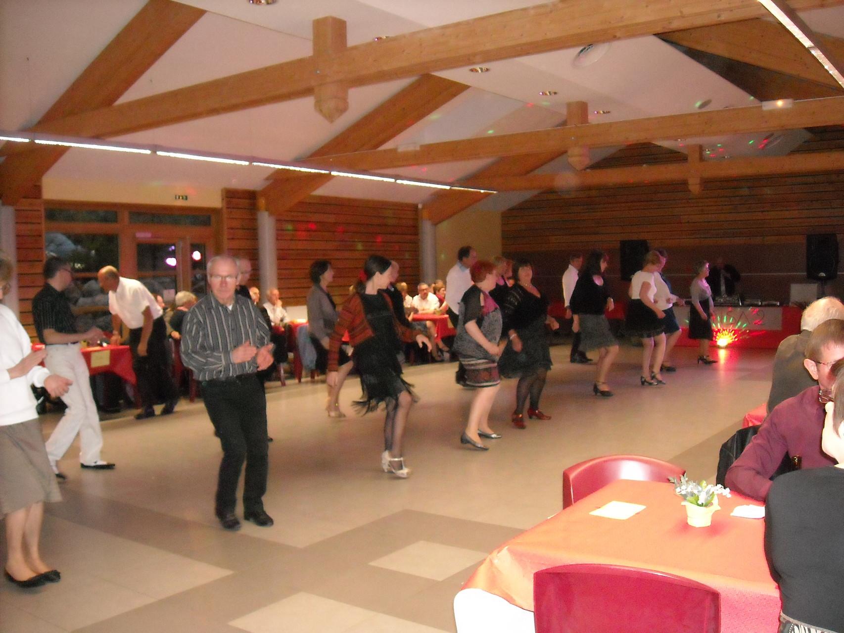 marquette 2014 danse  en ligne
