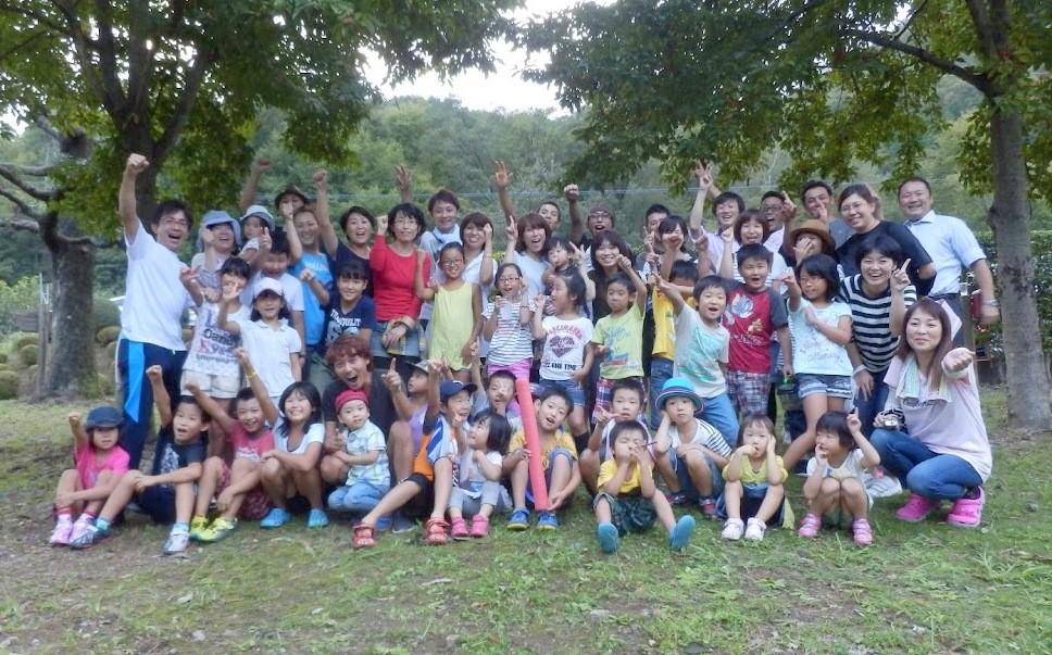 北方町空手クラブ 平成27年夏の課外活動(BBQ)