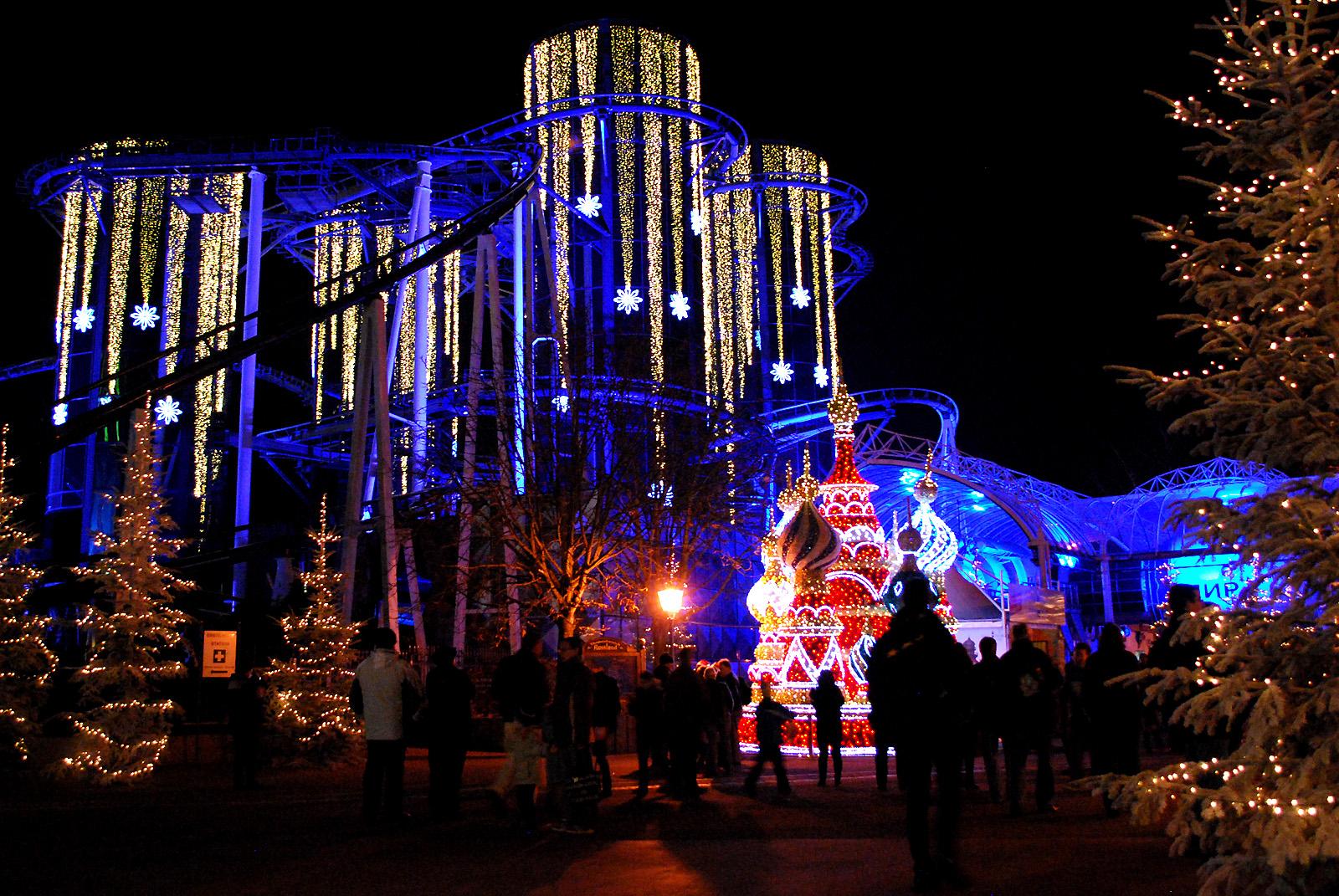 Euromir im Lichterglanz