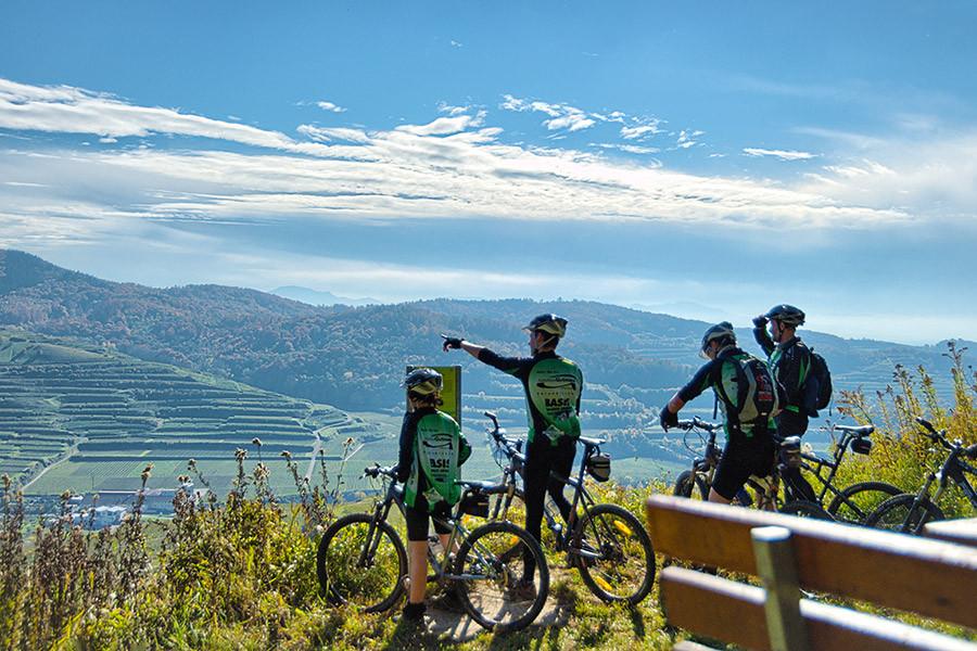 Fahrradtouren und Wanderwege für Entdecker in unmittelbarer Umgebung