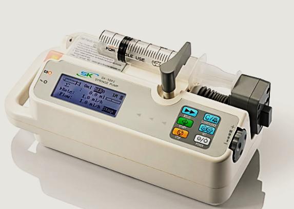 シリンジポンプ SK-500II (SK  Medical, China)