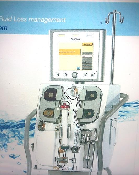 シーサケート病院(タイのシーサケート県)に寄贈予定の小児用透析器