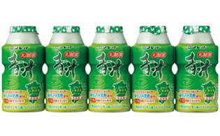 乳酸菌青汁 5本パック 80ml×8  513円