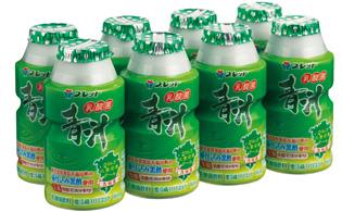 乳酸菌青汁 8本パック 80ml×8 1本分お得です 718円