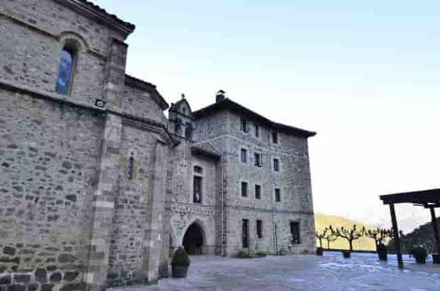 Монастырь Санто-Торибио-де-Льебана