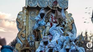 Праздник Трёх Королей. Барселона