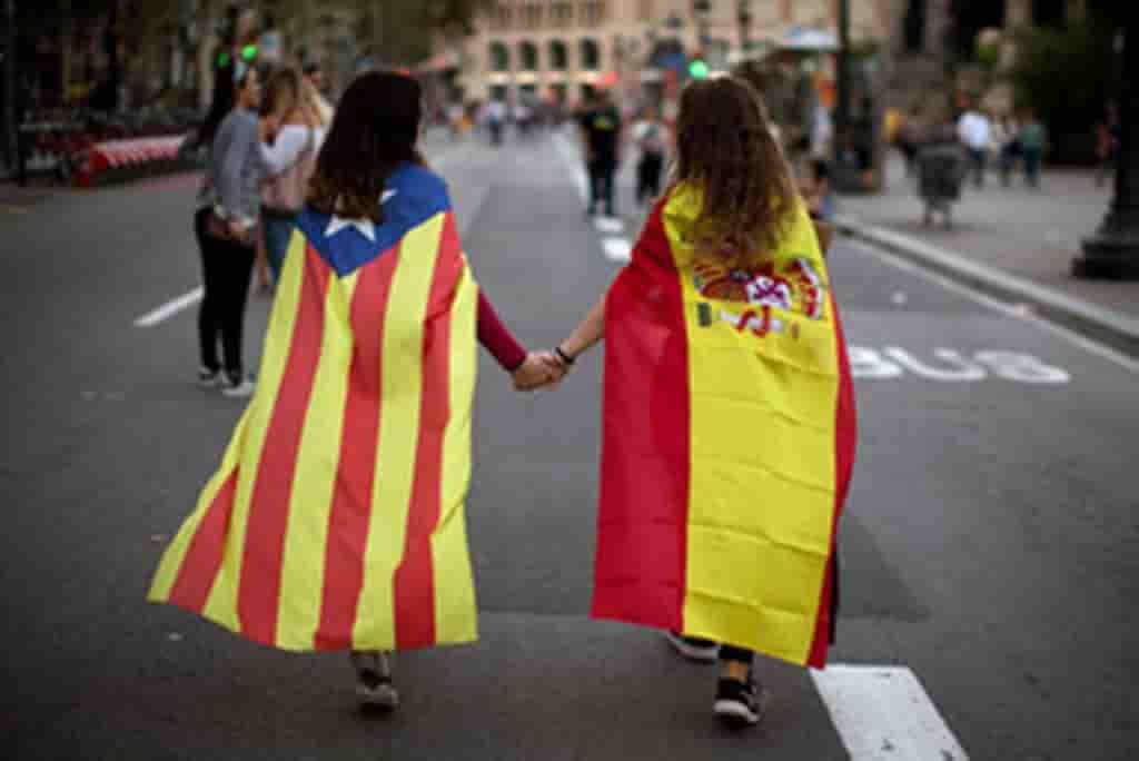 Символы Каталонии - от осла до жёлтой ленты