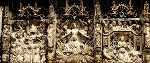 Святая Текла . Кафедральный собор Таррагоны (Каталония)