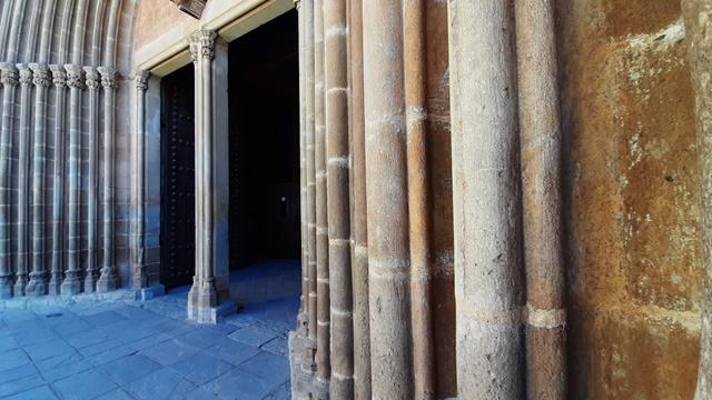 легенды монастыря Сан-Кугат