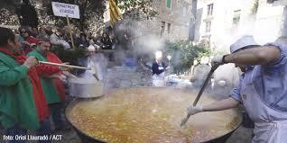 Праздник риса в Баге