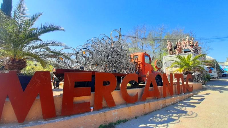 Самая большая барахолка Каталонии
