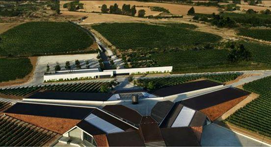 Винодельня Портиа/винодельни Испании