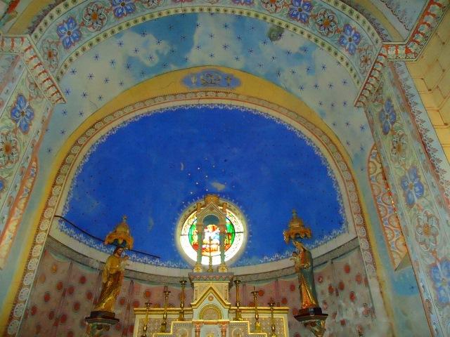 Церковь Санта Мария-Магдалина в Ренн-ле-Шато