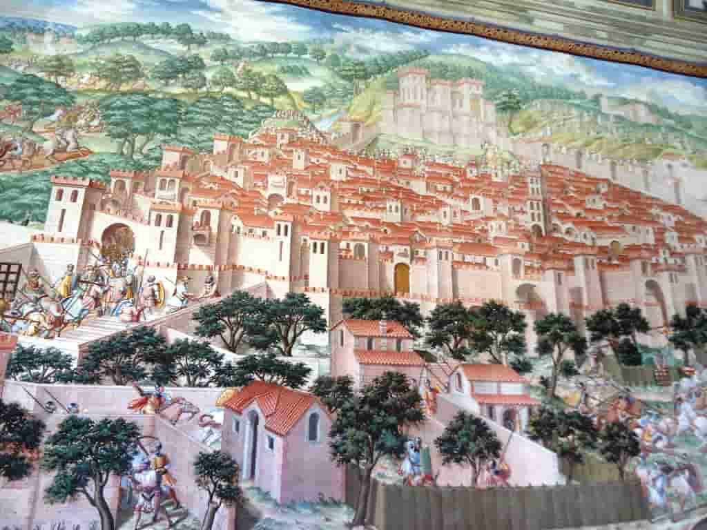 Монастырь Сан-Лоренсо Эскориал