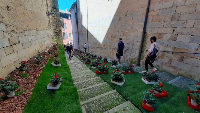 2021 - Фестиваль цветов в Жироне