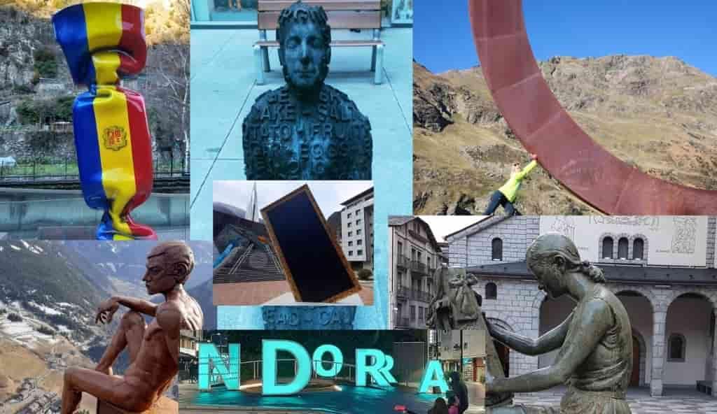 Стрит-арт в Княжестве Андорра