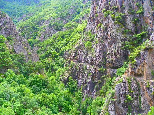 Ущелье Каранса - Пиренеи, Франция