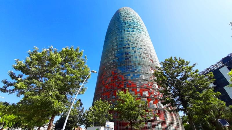 """Башня Славы """"Torre Glories"""""""