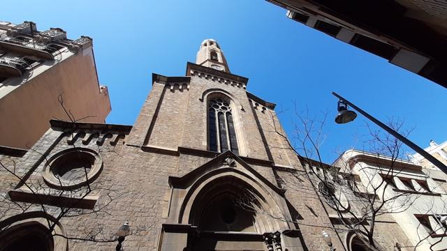 Портал Санта Мадрона, Барселона
