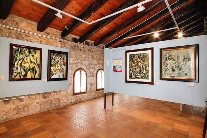 Орта-де-Сан-Жоан и Пикассо