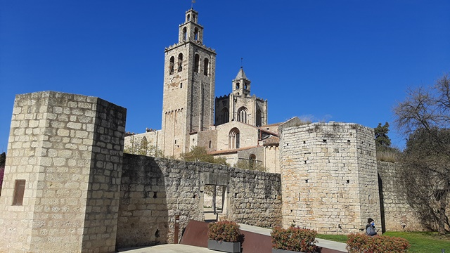 Монастырь Сант-Кугат, Каталония