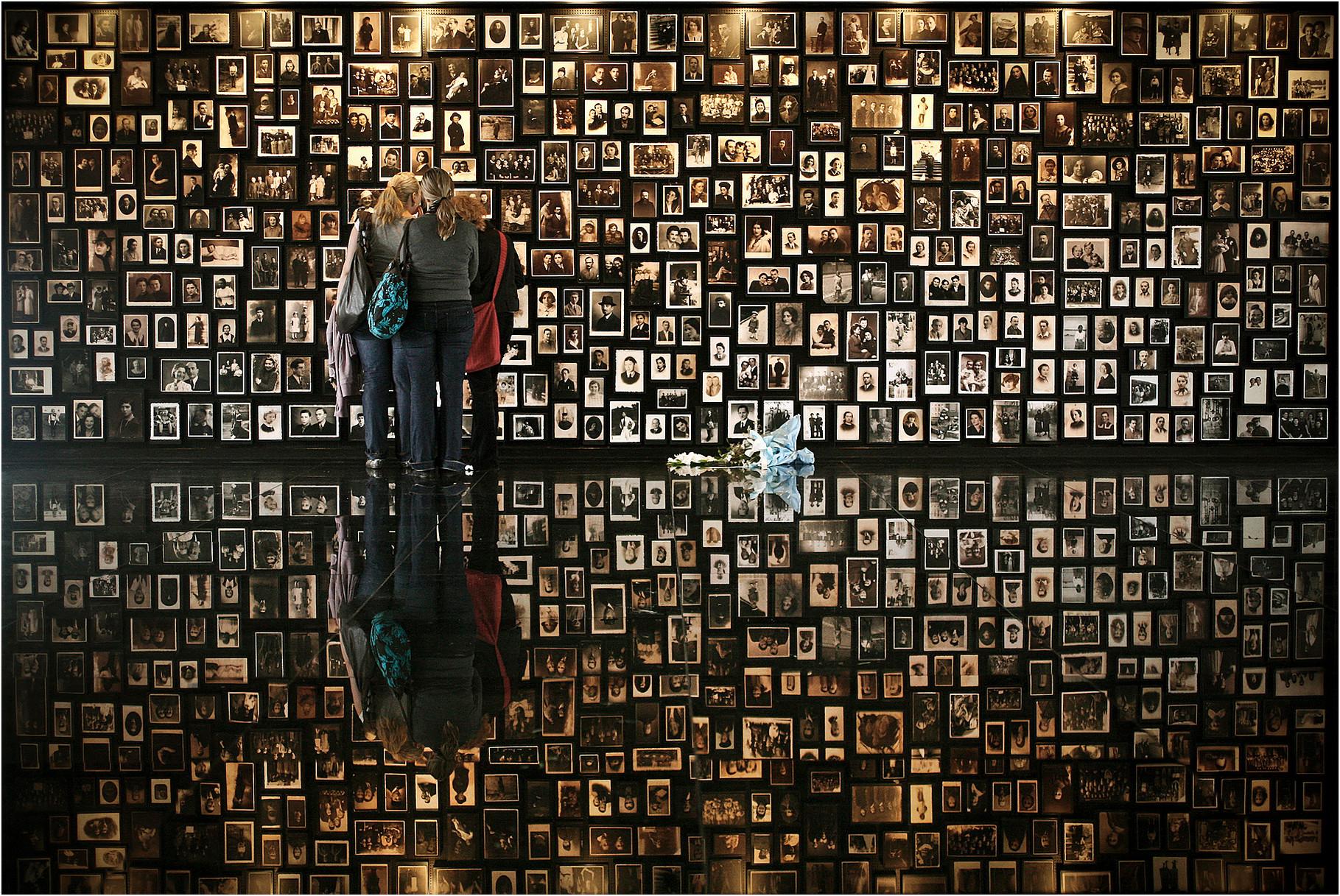 Chantal Serene-Mémorial d'Auschwitz