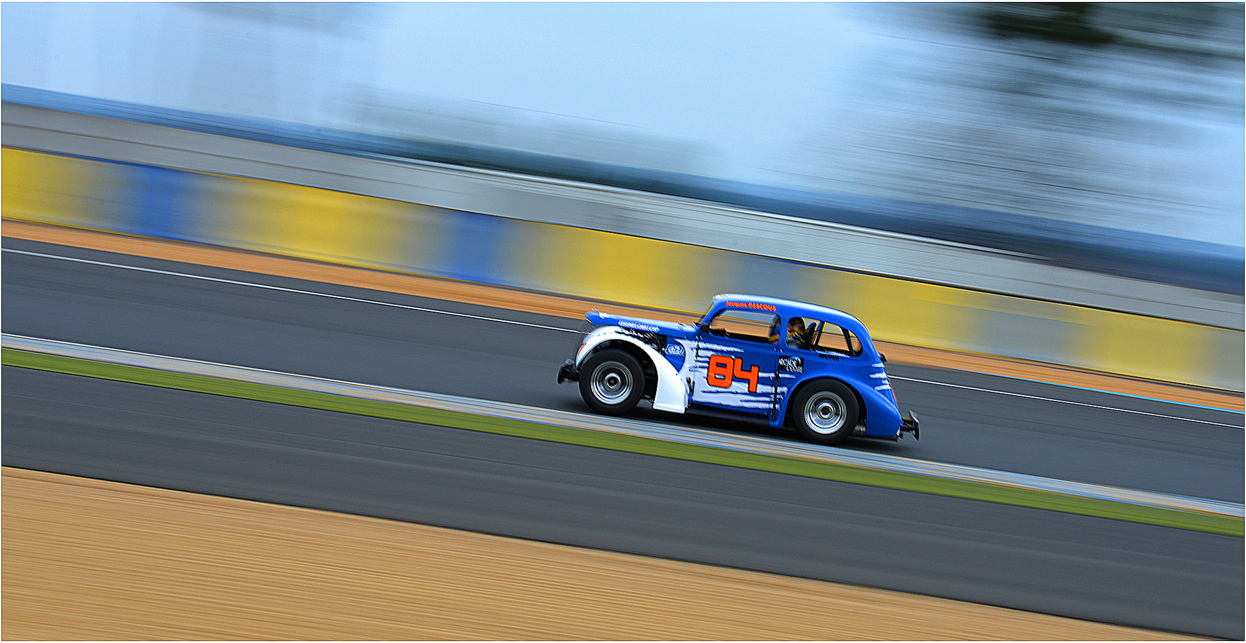 Pascal Lecoeur-Le Mans
