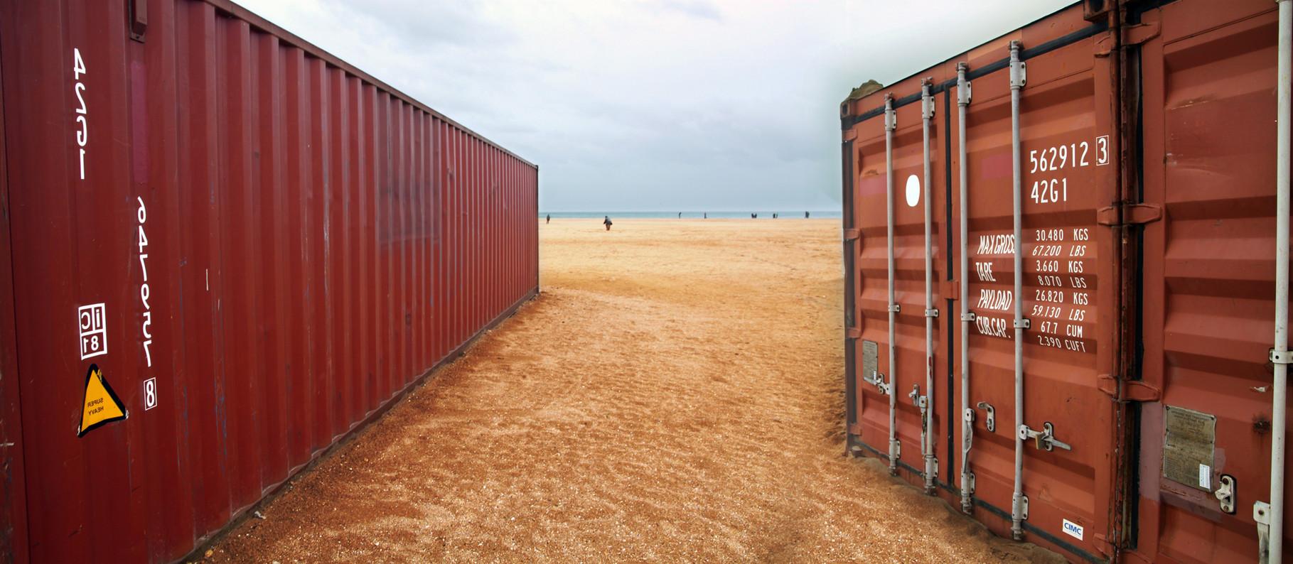Olivier Gherrak-Les containers