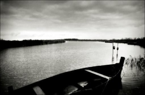 La barque©Michel Chauvin