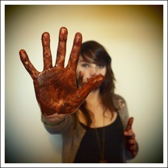 Anna Lecoeur©main chocolat