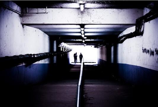 Tunnel Moto3©Simeon Fabien