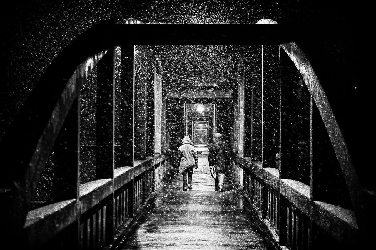 Fabien Simeon-Snow bridge