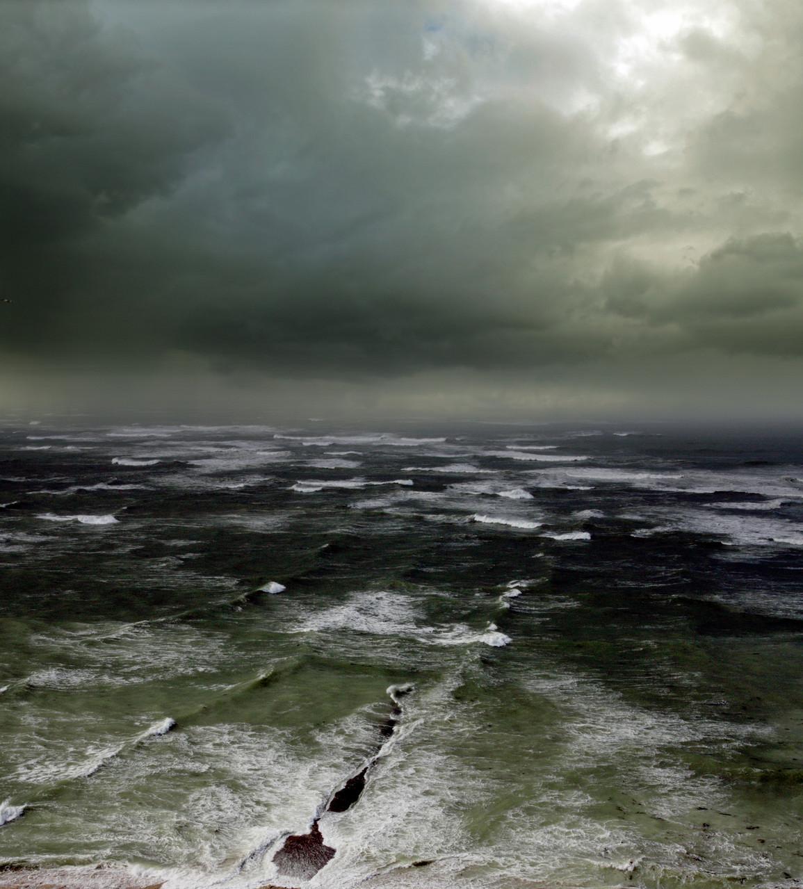 Olivier Gherrak-La mer