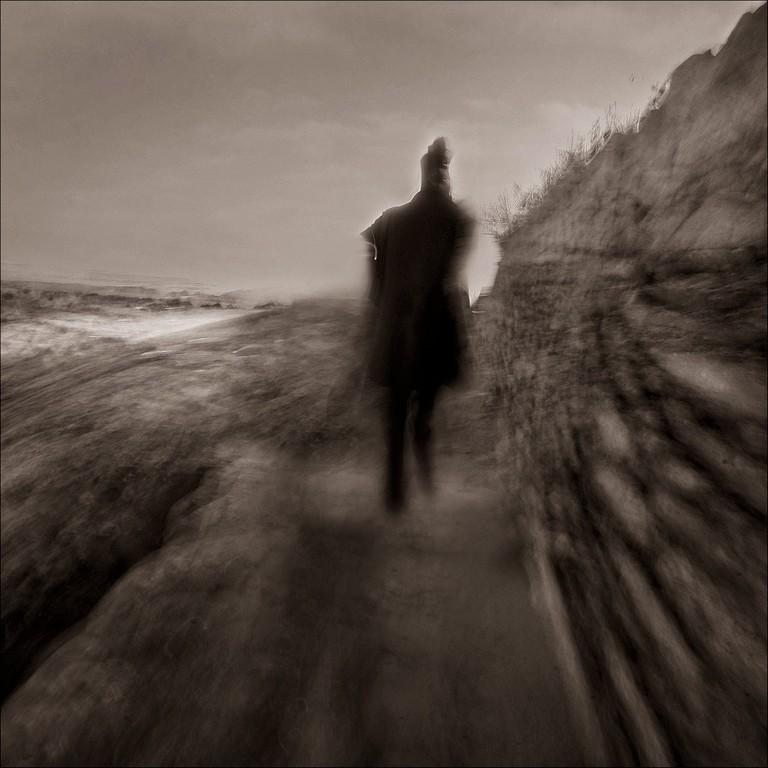 Le chemin©Michel Chauvin