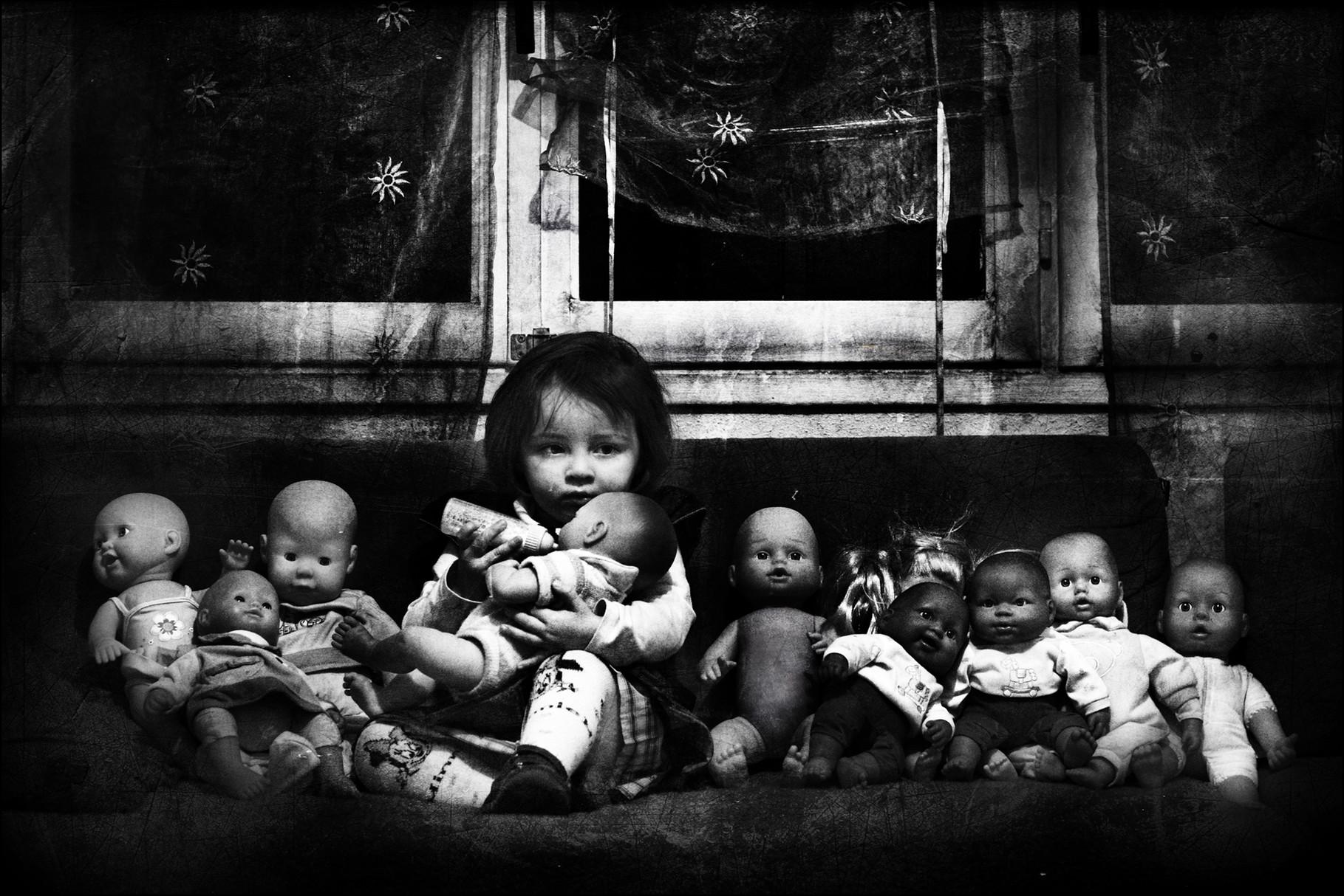 Jorris Martinez-Les poupées