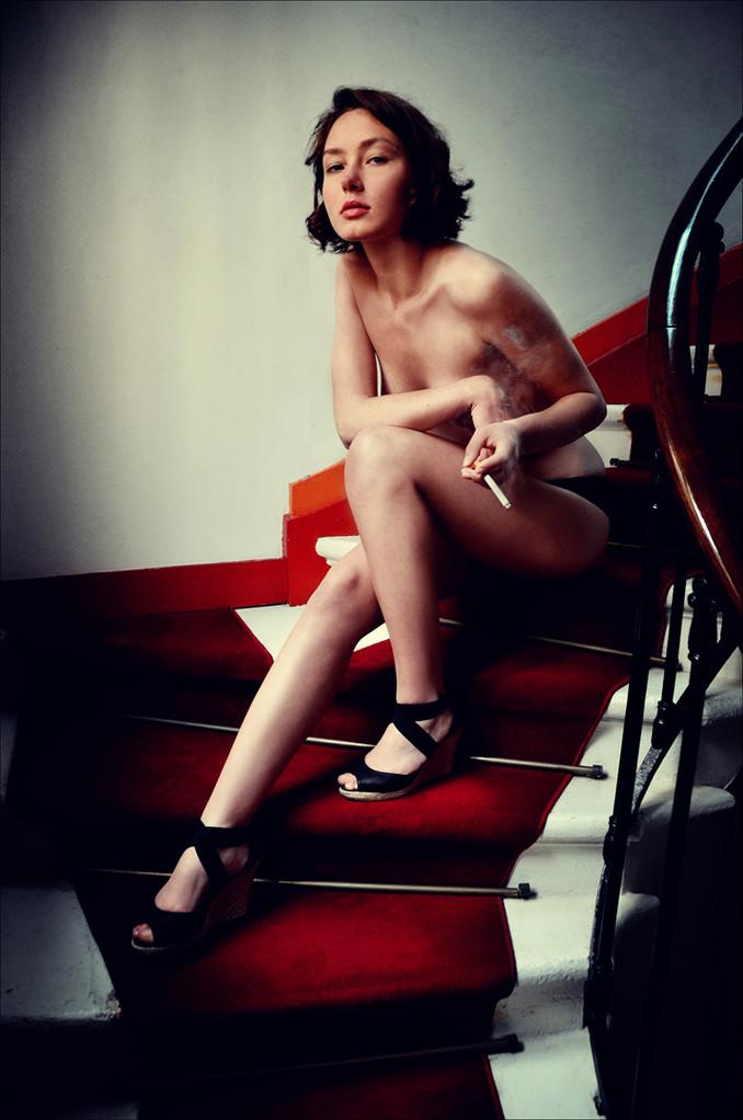 Fabien Simeon-Stairway to Anna
