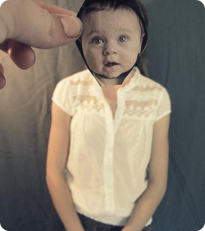 Le bébé©Anna Lecoeur