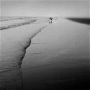 La plage©Michel Chauvin