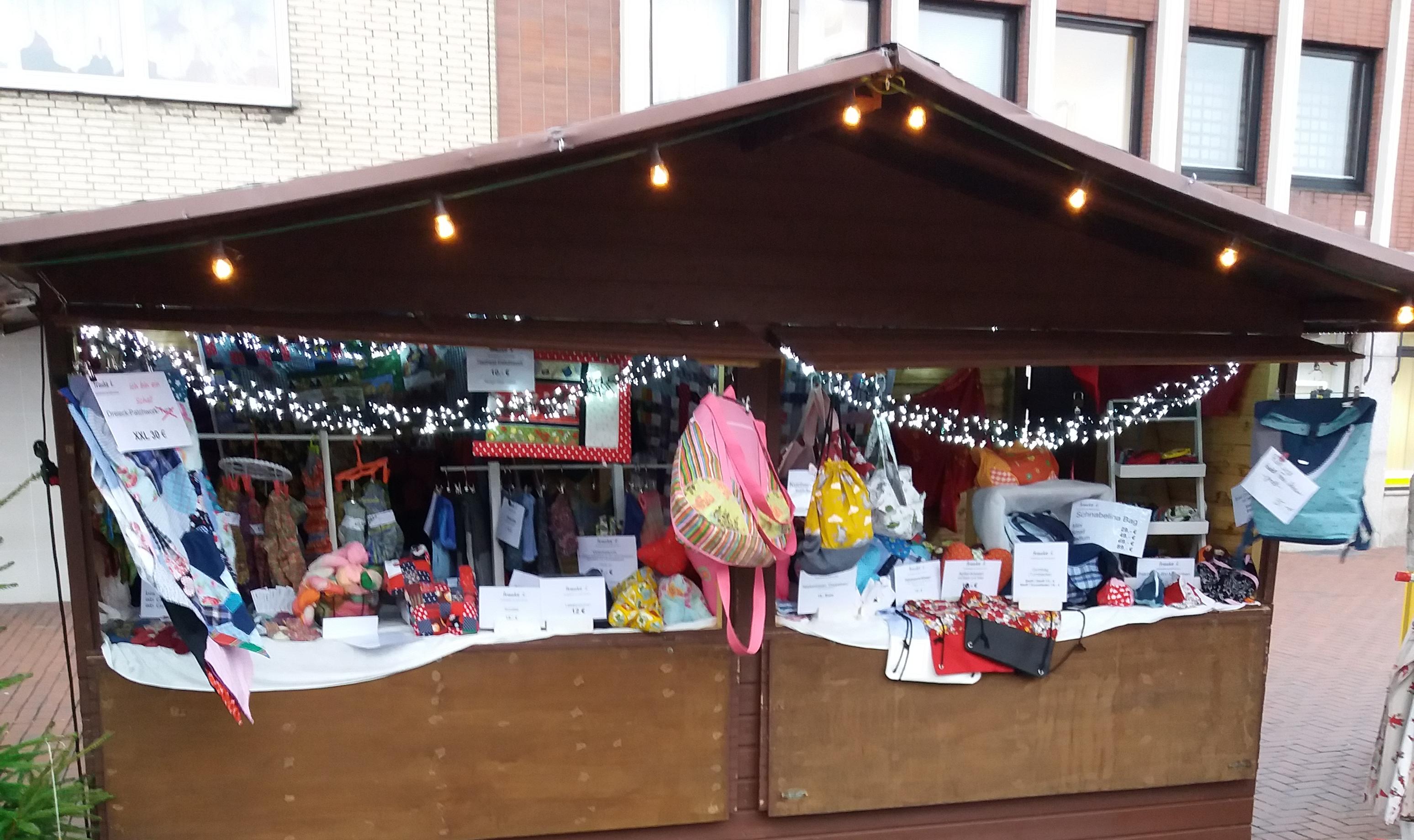 Adventsmarkt im Marler Stern