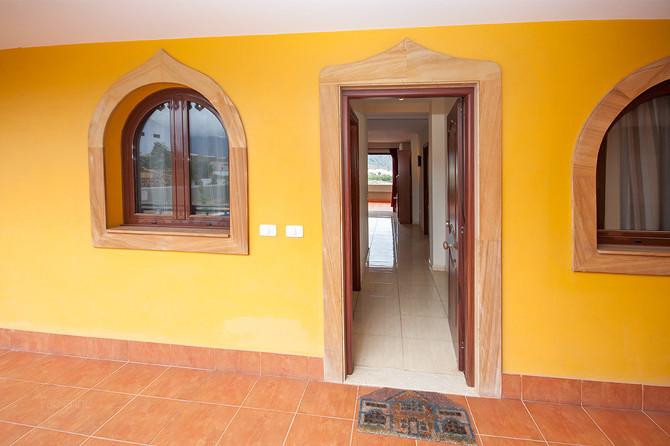Eingang - Flur Wohnung