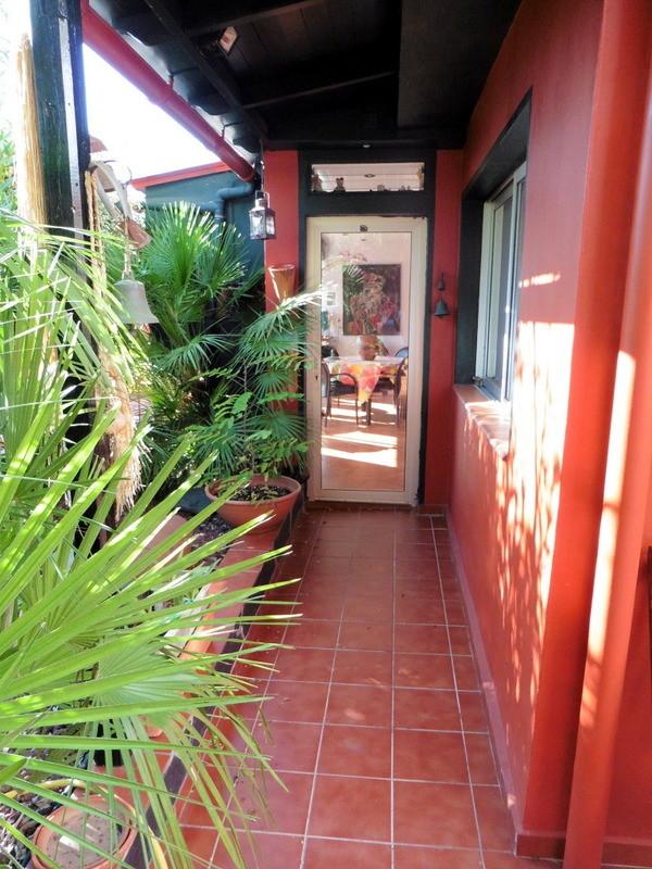 Eingangtür