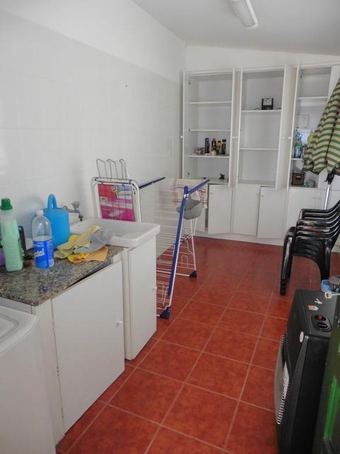 Wasch- Abstell- und Vorratsraum