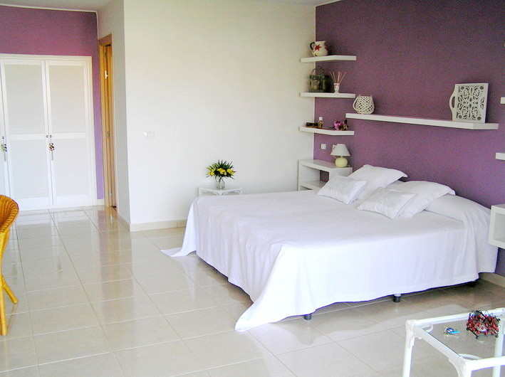 Schlafzimmerbereich