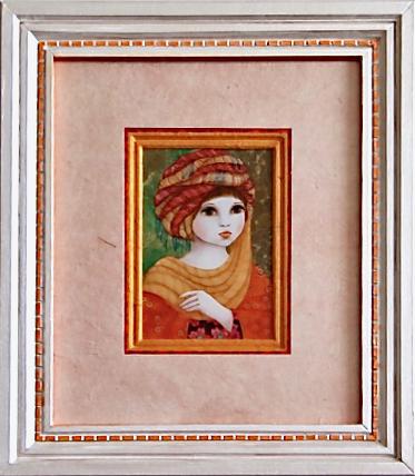 Nicole A. Portrait de Girofla