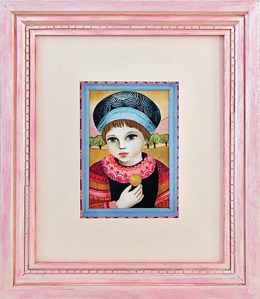 Nicole A. - Portrait de Girofla