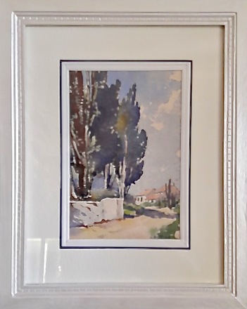 Nanou Mazerand - peinture de Jullien Duvivier