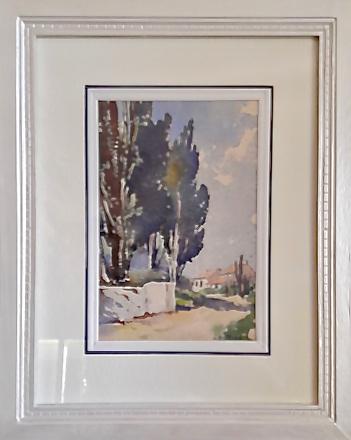Nanou M. Peinture de Jullien Duvivier